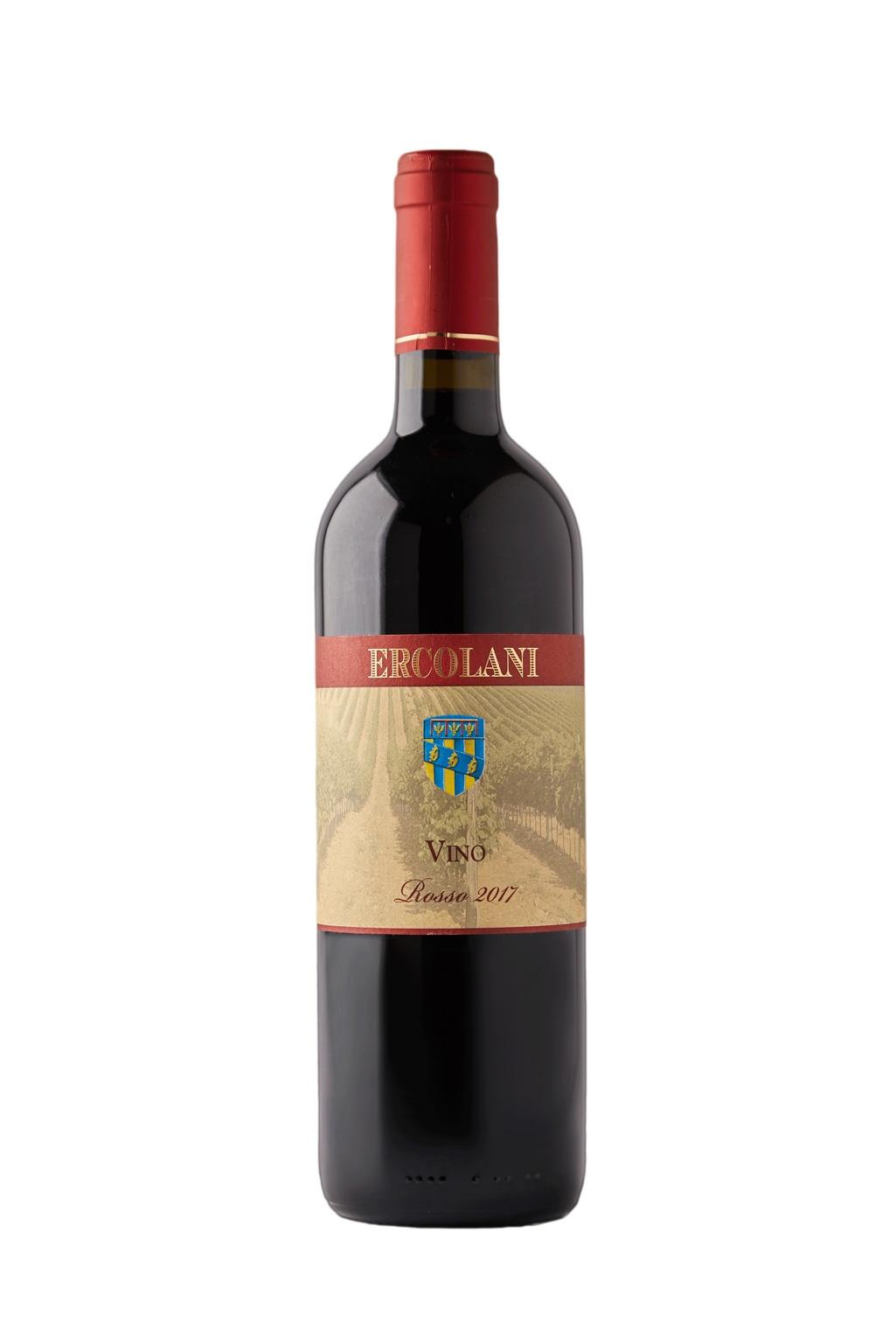 Rotwein igt Ercolani 2016