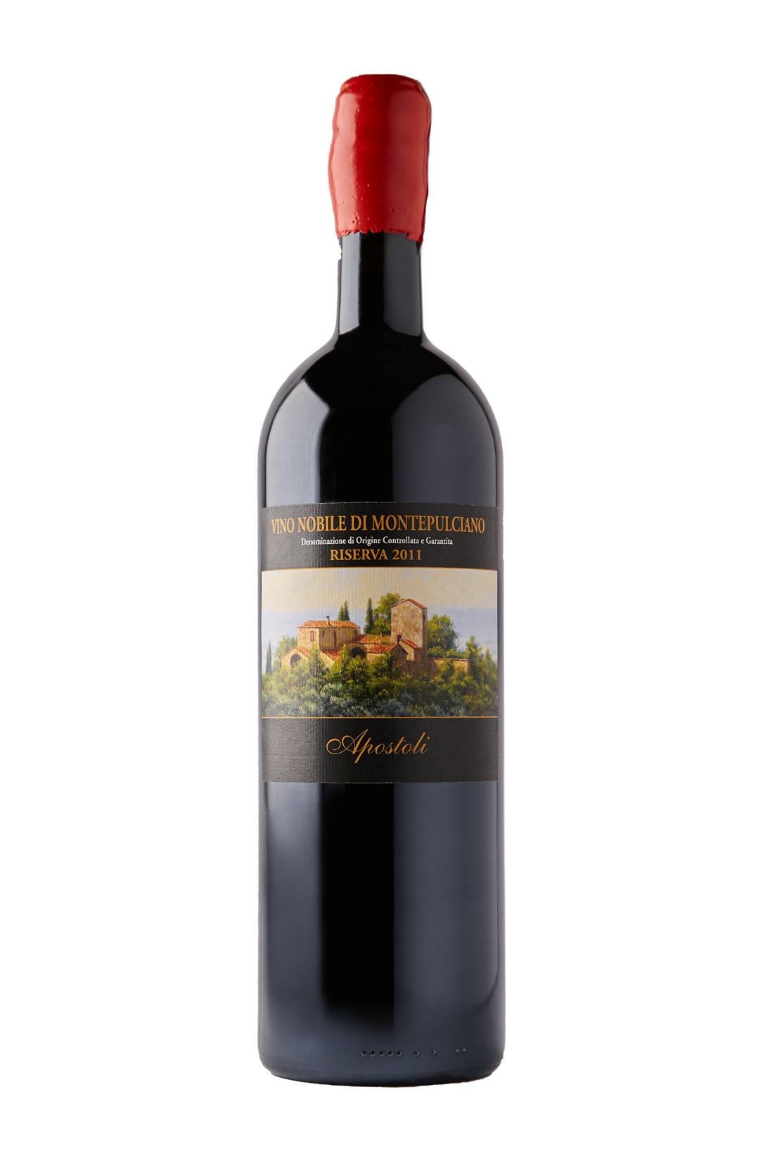 Magnum Wein Nobile di Montepulciano docg Riserva Apostoli 2012