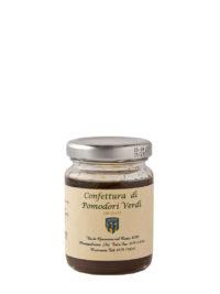 Confettura per pecorino di pomodori verdi