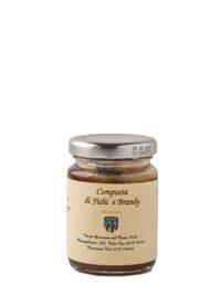 Confettura per pecorino di fichi e brandy