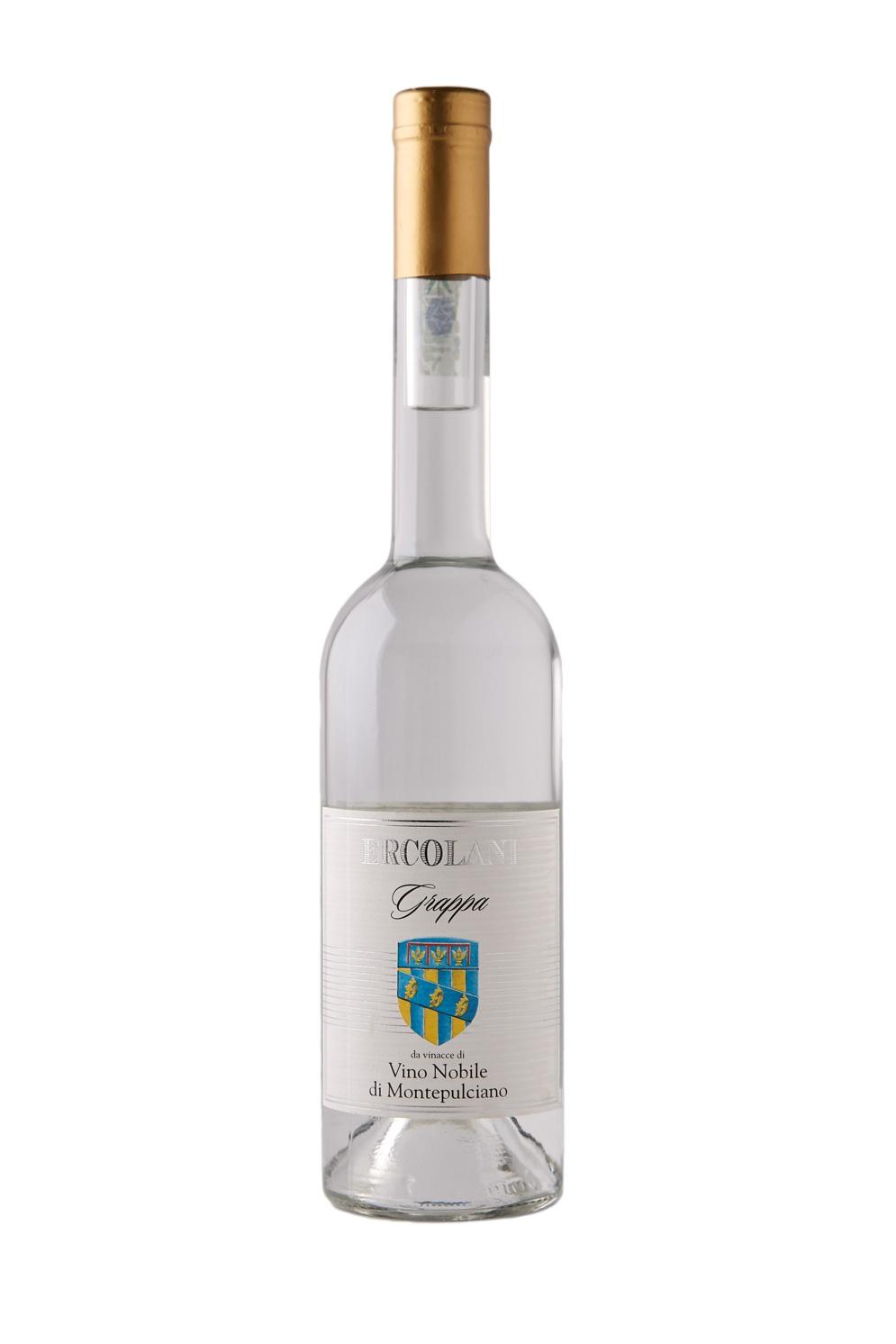 Grappa di vino Nobile di Montepulciano