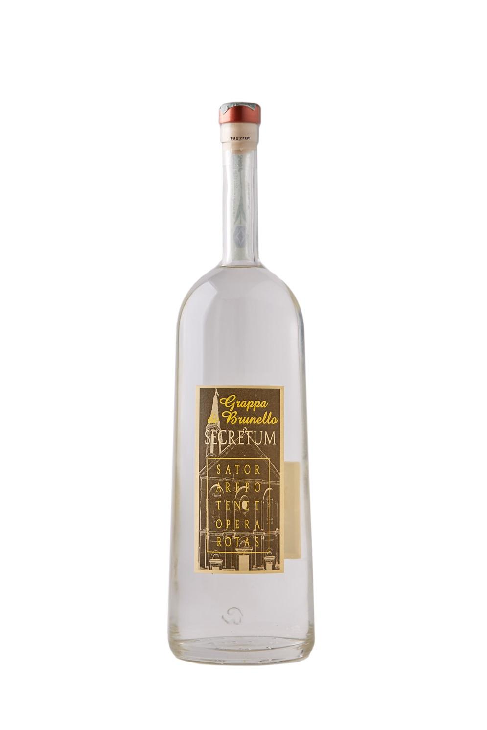 Grappa di vino Brunello di Montalcino